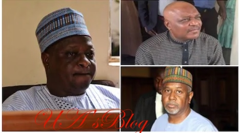 13 powerful politicians sent to jail under Buhari administration (list)