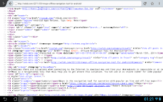 responsive web design examples with source code