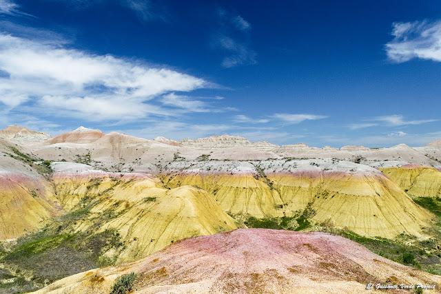 Parque Nacional Badlands - Dakota del Sur por El Guisante Verde Project