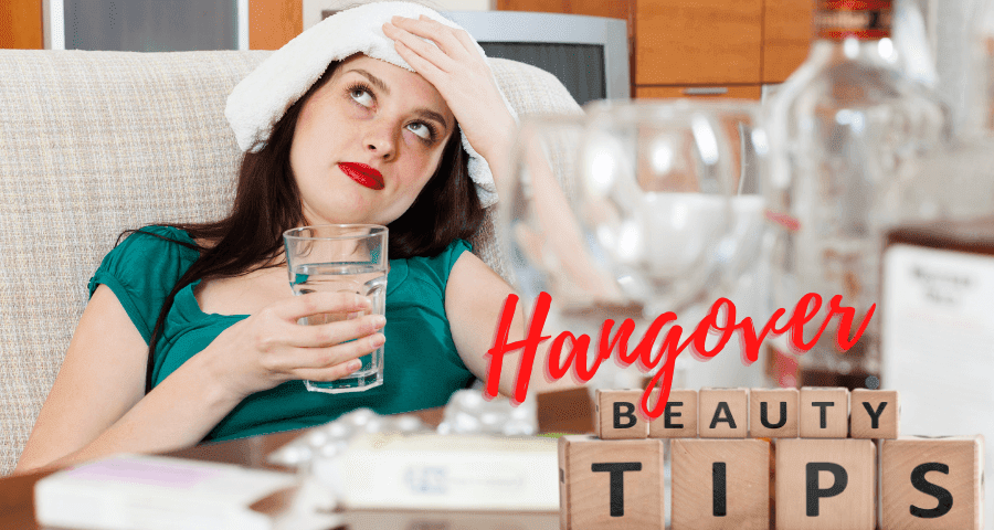 Best Beauty Hangover Tips By Barbies Beauty Bits