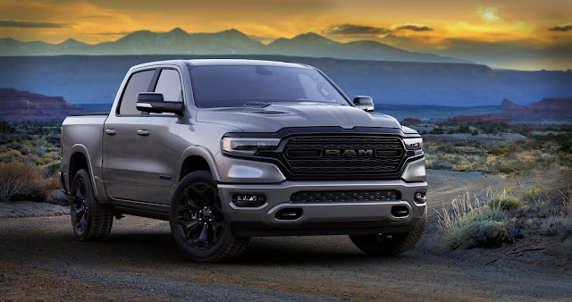 Ram 1500 and Heavy Duty Limited Night Editions Expand 2021 Ram Truck Lineup