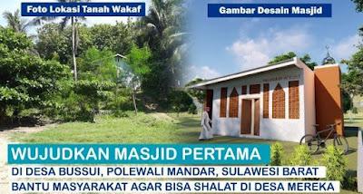 Pentingnya Yayasan Masjid Pedesaan Untuk Wujudkan Tempat Ibadah yang Nyaman
