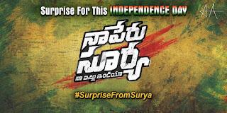 Naa Peru Surya Naa Illu India Telugu Reveals A Surprise For