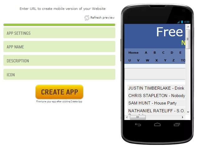 Cara Merubah Blog Jadi File APK Android