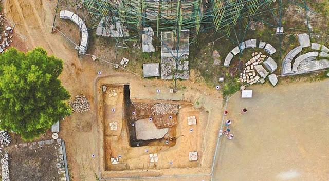 Αρχαιολόγοι στην Επίδαυρο ανακάλυψαν άγνωστο ναό του Ασκληπιού