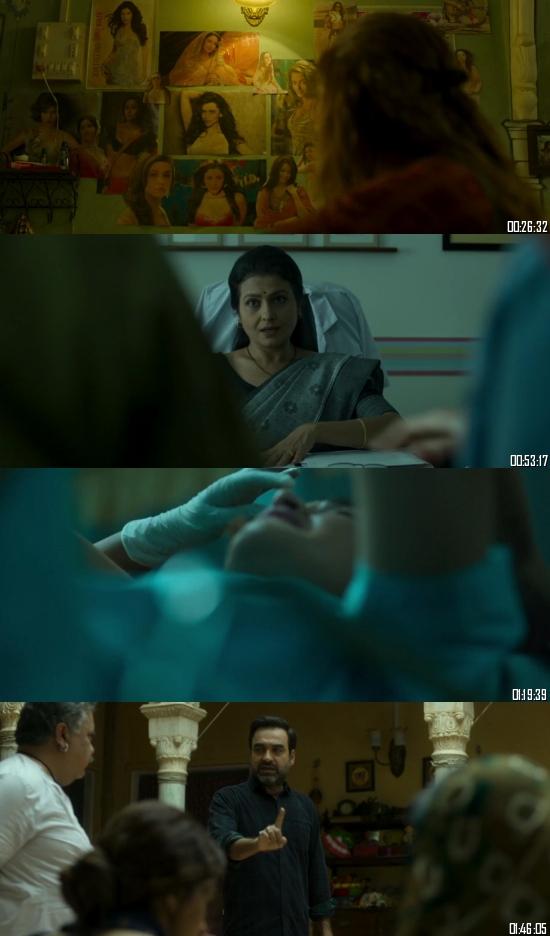 Mimi 2021 Hindi 720p 480p WEB-DL x264 Full Movie