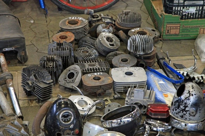 Use 3D Printer Waste For Auto Parts