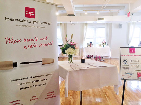BeautyPress Spotlight Day 2015