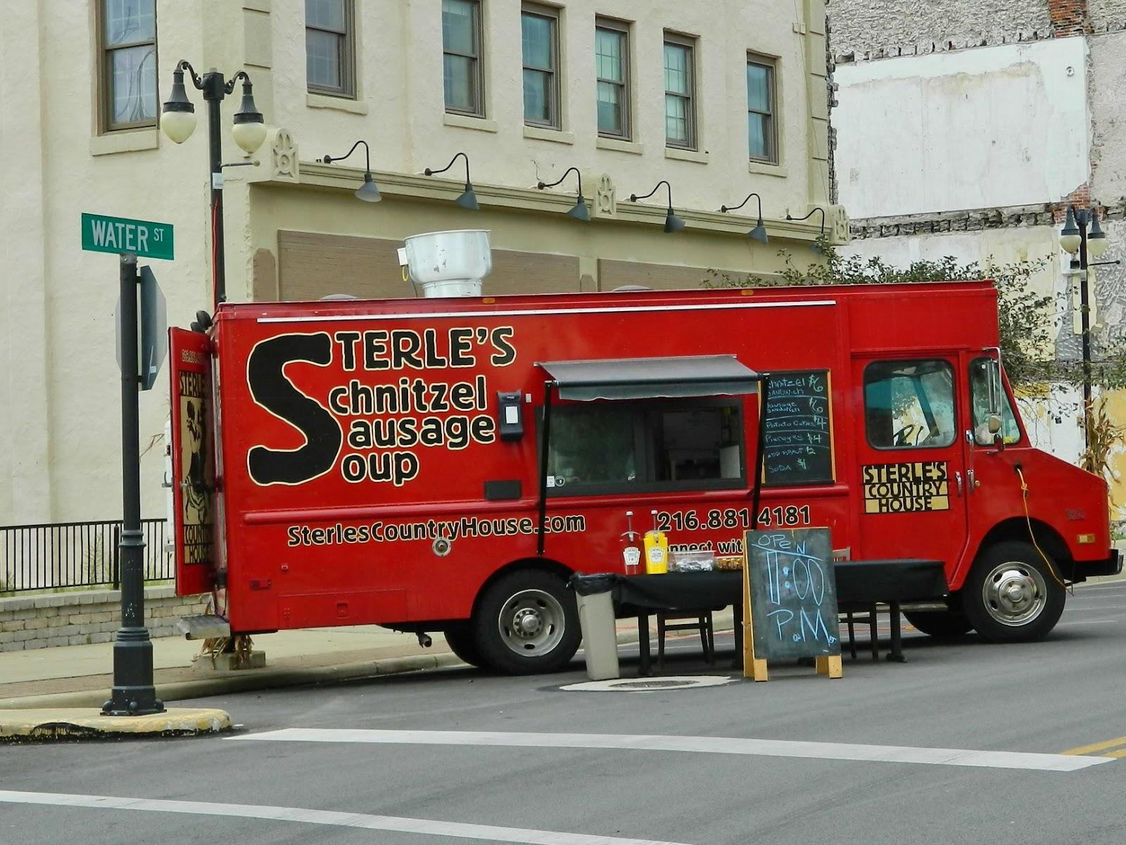 Sandusky Ohio Food Trucks