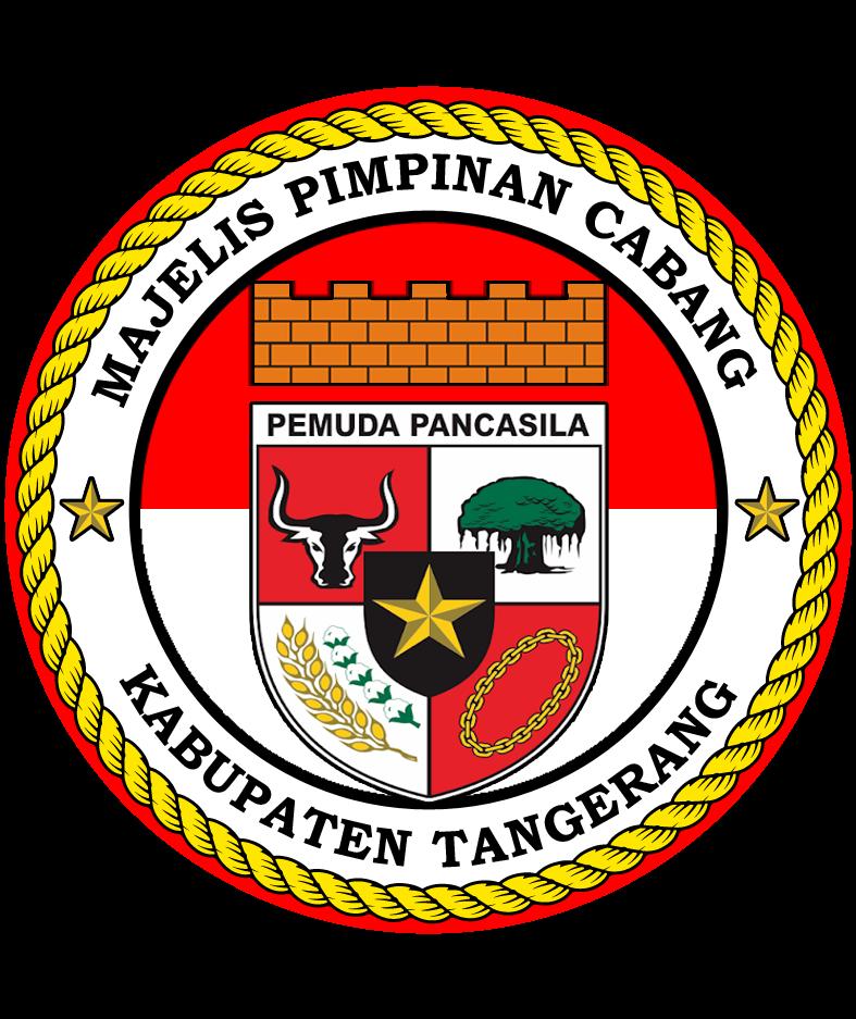 Logo Majelis Pimpinan Cabang Mpc Pemuda Pancasila Kabupaten Tangerang