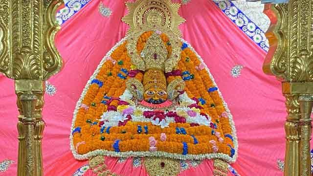 khatu shyam temple darshan timings