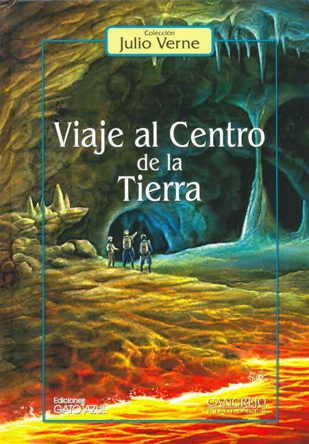 JULES VERNE,LA ASTRONOMIA Y LA LITERATURA: Viaje al centro