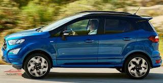 Giá Ford Ecosport 2018 tại Việt Nam
