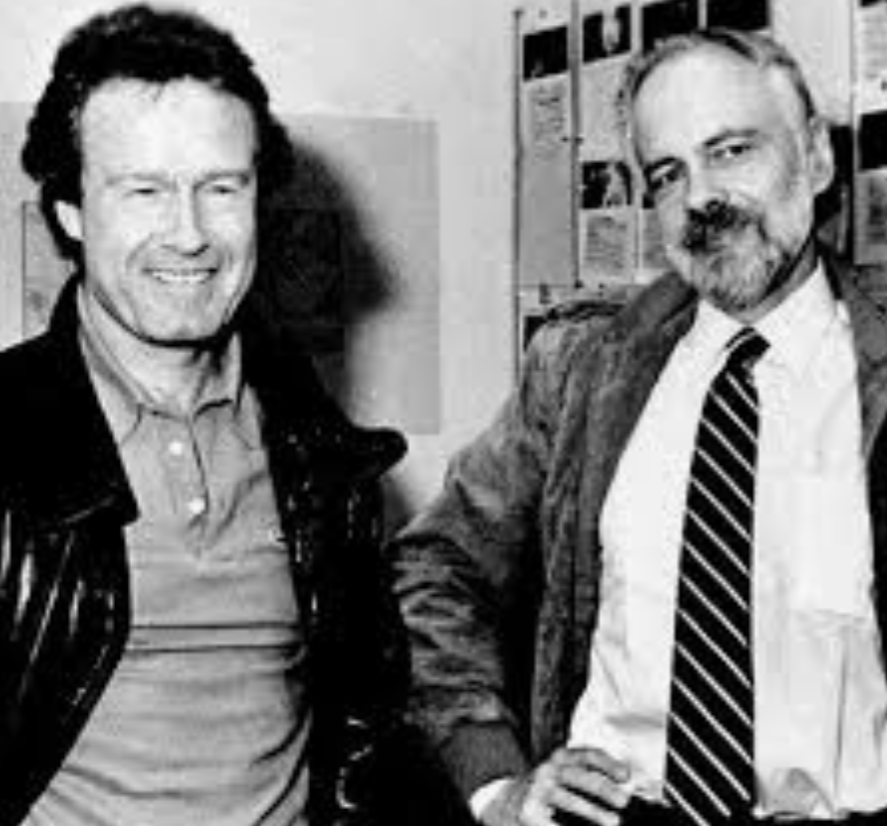 BLADE RUNNER author 4 photos of Philip K Dick from 1981