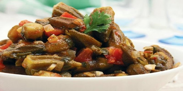 Bemieh bi Zayt (Okra in Oil)