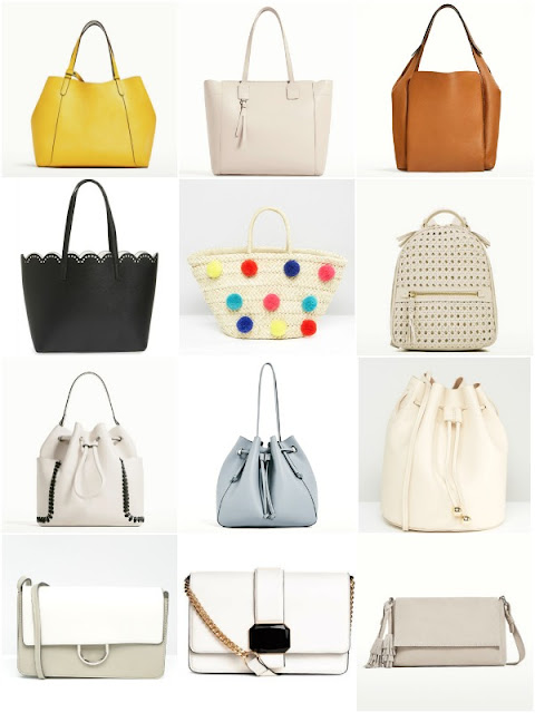 Favorite spring bags shopping picks - Ioanna's Notebook