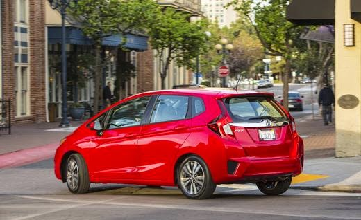 Formerly The Honda Portal Car Driver Reviews The 2015 Honda Fit