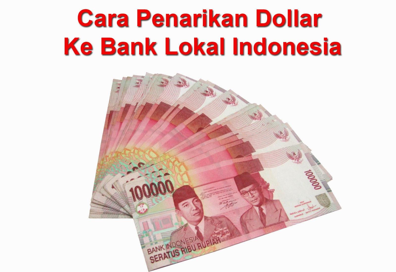 Cara Penarikan Dollar Dari Paypal Ke Bank Indonesia Lengkap