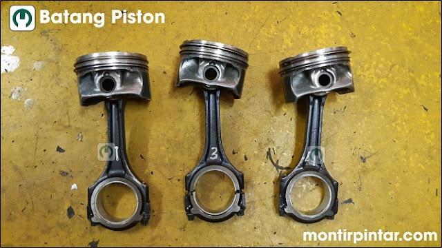 Fungsi Batang Piston