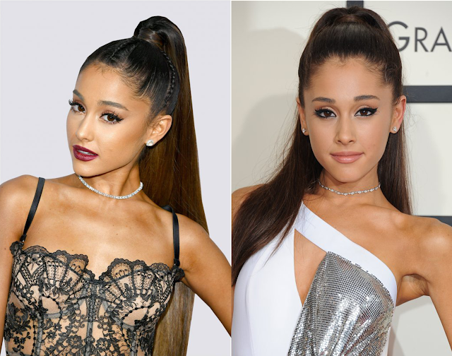 ariana-grande-high-ponytail-hairstyle