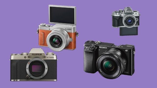 The Best Mirrorless Digital Cameras