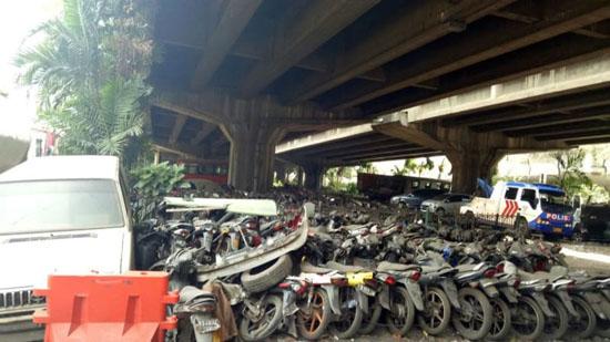 Kuburan Kendaraan Bekas Yang Ada di Indonesia