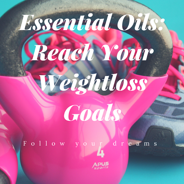 losing weight with essential oils