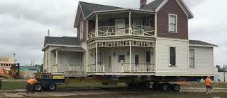 Historic Rogers house in Daytona Beach, FL