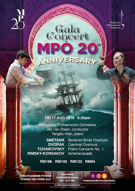 [Upcoming Event] Gala Concert MPO 20th Anniversary