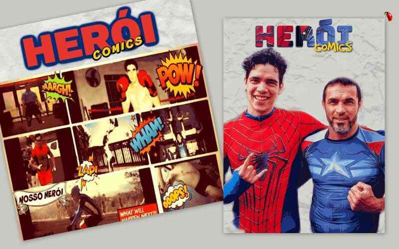 """Fael, artista de Campinas-SP, divulga o single """"HERÓI"""" nesta sexta-feira (20). A letra aborda a história de vida do seu herói favorito: Seu pai, sendo uma homenagem musical em especial no mês dos pais. O lançamento chega nas plataformas de streaming através do selo Elevarte Music."""