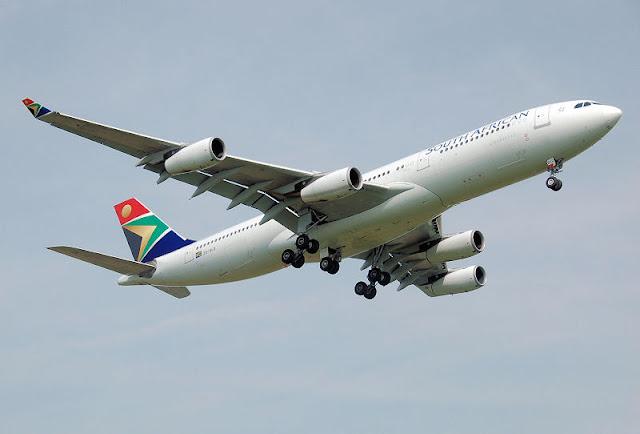Gambar Pesawat Airbus A340 01