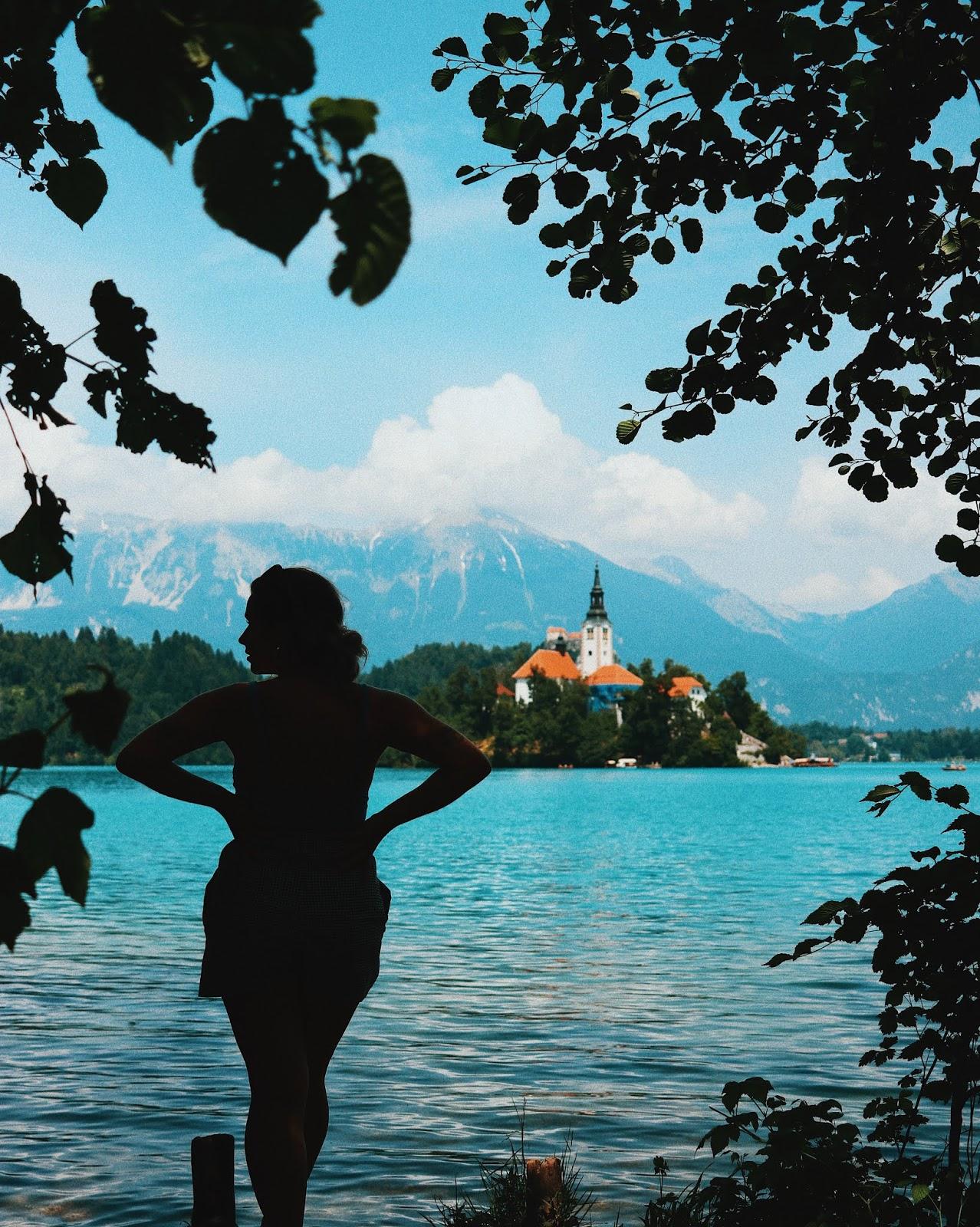 Lake Bled Slovenia - CH32