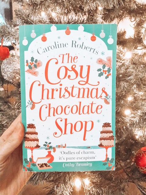 My favourite Christmas books - The Cosy Christmas Chocolate Shop