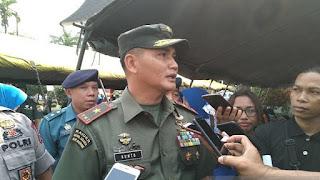 Kunto Arief Dimutasi ke Siliwangi, Arief Gajah Mada Jabat Danrem 032/Wirabraja