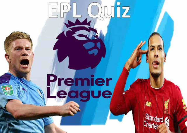 Premier League Quiz -12 all time top questions with answers.