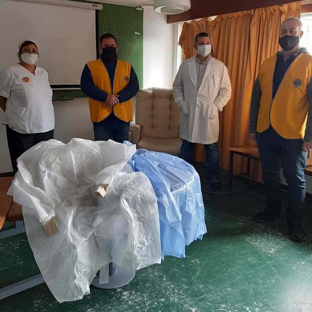 El hospital de Balcarce recibió nuevas donaciones