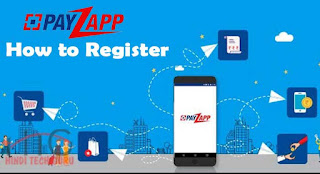 HDFC PayZapp Register Karne ki Jankari