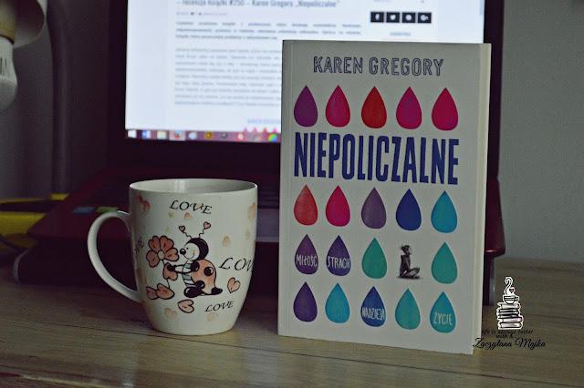 """O tym, że tego, co najważniejsze, nie da się policzyć – recenzja książki #250 – Karen Gregory """"Niepoliczalne"""""""