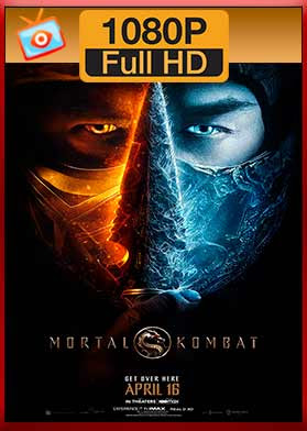 Mortal Kombat 2021 Full HD [1080p Latino] [MEGA]