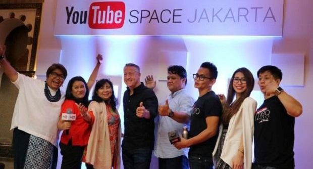 Space Jakarta Membuat Video ! Video Youtuber Lokal Akan Makin Berkualitas