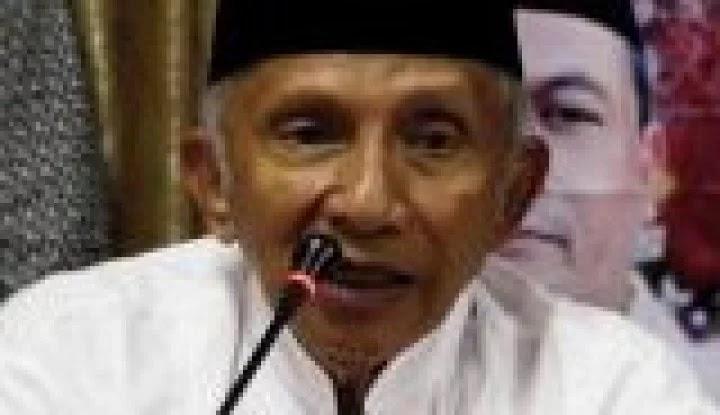PAN Ikhlas Amien Rais Mendirikan Partai Baru, Iklhas...