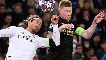 Real Madrid vs Manchester City 1-2 Highlights
