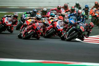 Arti Side By Side di MotoGP, Ucapan Yang Kerap Diteriakan Komentator