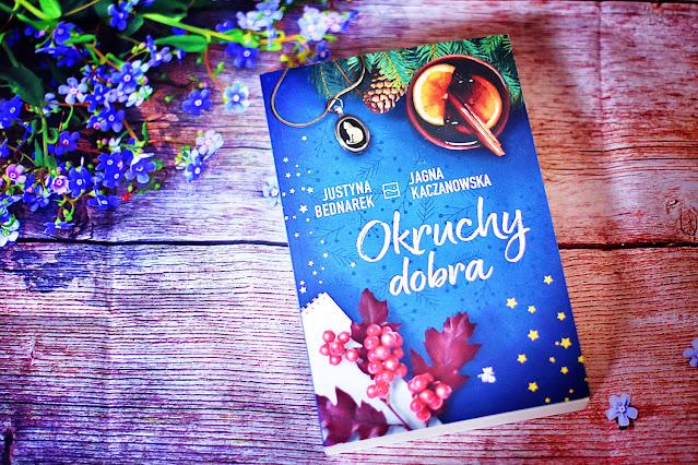 "Justyna Bednarek, Jagna Kaczanowska - ""Okruchy dobra"""