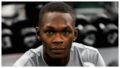 UFC star Israel Adesanya ditched by BMW over r.a.p.e comment