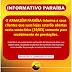 Comunicado do Paraíba
