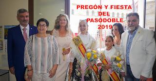 PREGON Y PASODOBLE