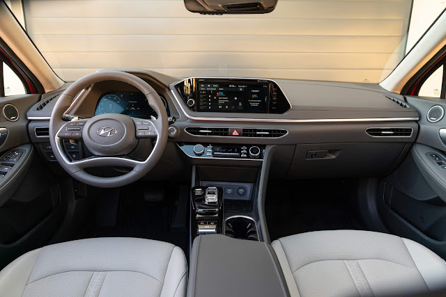 Novo Hyundai Sonata 2021