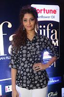 Ritika Singh in Black Printed Shirt and White Leggings at IIFA Utsavam Awards press meet 27th March 2017 16.JPG