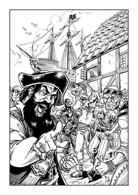 """Refonte de """"L'Anneau des Serpents de Feu"""" - Page 3 22"""